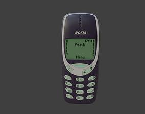 3D Nokia 3310 Bootleg mobile