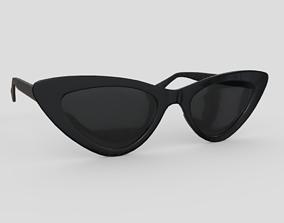 3D asset Sunglasses 4