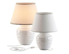 3D Ikea Rickarum Table Lamp