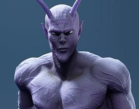 One Punch Man Monster 3D Print Model