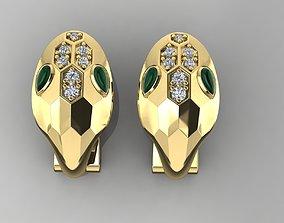 Earring 4 3D print model