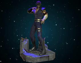 3D print model Ken Shiro Fist of the North Star Hokuto No