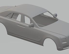 Royce Ghost Printable Body Car