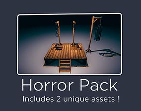 3D asset Horror Torture pack