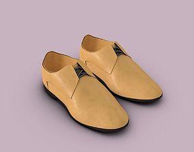 Simple Classic Shoes US 7 3D