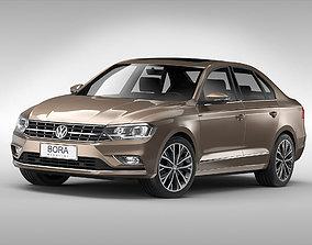 3D Volkswagen Bora 2016