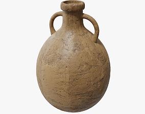 Amphora 01 PBR 3D asset