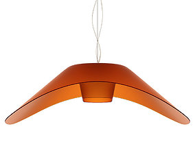 3D model Foscarini Fly-Fly suspension lamp