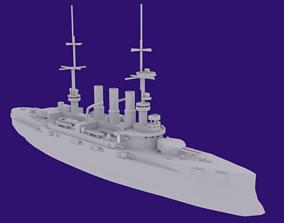 SMS Schleswig-Holstein 3D printable model