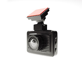 DVR Camera Videocamera Electronics Auto 3D model