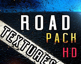 3D Road Texture Pack PREMIUM HD