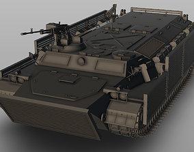 MT-LB Multi-Purpose Towing Vehicle Light 3D print model
