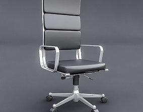 game-ready modern 3D Office Chair Model