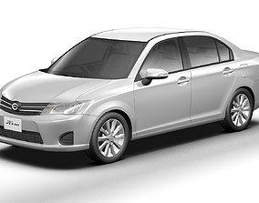 2013 Toyota Corolla Axio Japan 3D