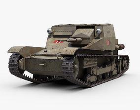 3D model Carro Veloce L3 33