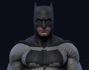 Bust Batman - 3D Print superhero