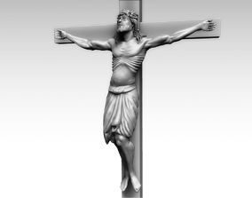 3D print model The Crucifixion of Jesus Christ