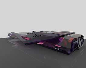 3D printable model interstellar-s-ranger