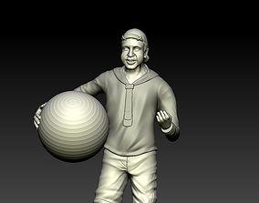 3D printable model Quico from El chavo del Ocho