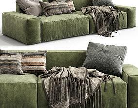 Jesse sofa Daniel composition 2 3D model