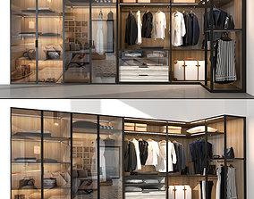 wardrobe Molteni C Poliform 3D