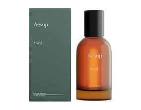 3D asset Aesop Fragrance Hwyl Eau de Parfum 50ml