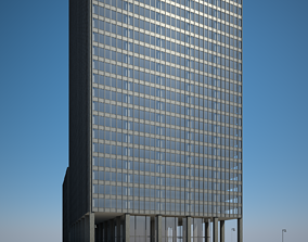 3D Skyscraper 07 building