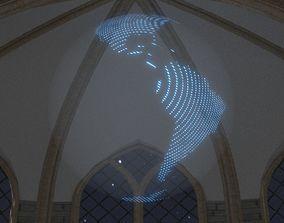 3D model Hologram v2