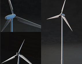alternative Wind turbine 3D