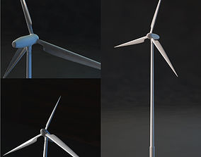 alternative Wind turbine 3D