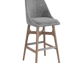 3D Charter furniture bar stool