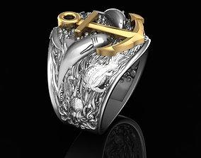 Ring Anchor 3D printable model