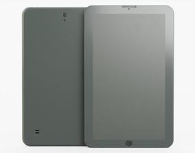 Tablet Generic 3D asset low-poly