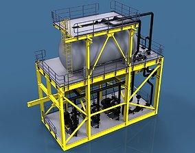 Condensate module 3D