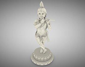 3D model Lord Krishna
