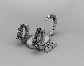 3D model SCORPIO MOUSE