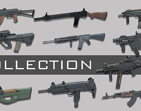 3D Weapons Collection 1