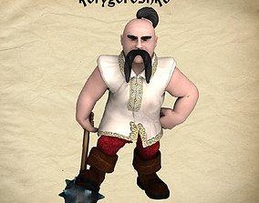 Kotygoroshko for Poser 3D