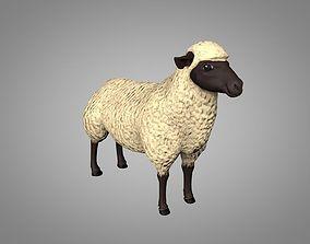 Sheep or Ram 3D model