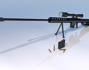 Sniper Barret 3D