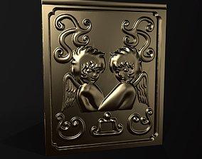 Gemini Cloth Armor Box 3D print model