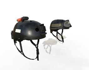 Pro-Tec Special Forces Helmet 3D asset
