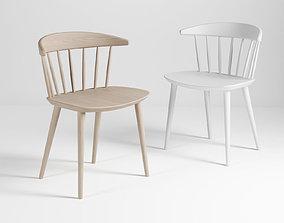 3D model J104 Chair