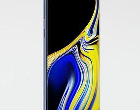 Samsung Galaxy Note 9 3D PBR