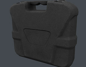 Toolbox 3D model VR / AR ready