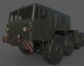 MAZ 537 3D model