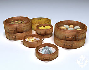 realtime Chinese Food for 3ds Max