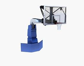 court 3D Basketball Hoop