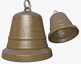 xmas Bell 3D Model