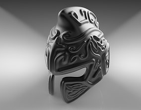 Medieval Helm 3D printable model